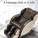Real Relax Massage Chair, Full Body Zero Gravity