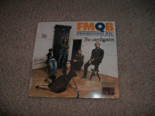FMQB PROGRESSIONS # 81 THE TRIPLE A SAMPLER WXPN (Cafe Cardigan)