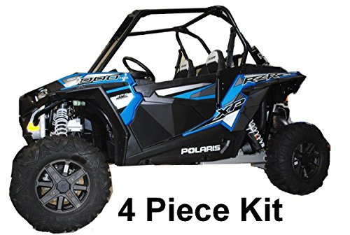 Panel Inserts - 2014-2019 Polaris RZR XP 1000 XP1000 / Turbo Lower Door Insert Panels