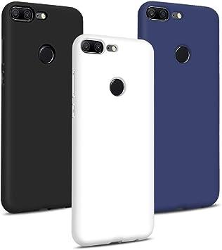 TVVT 3X Funda para Huawei Honor 9 Lite, Ultra Delgado Color ...