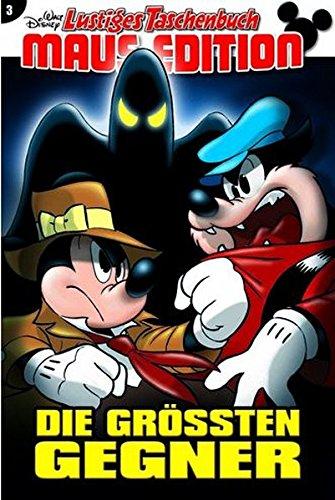 Lustiges Taschenbuch Maus-Edition 03: Die größten Gegner