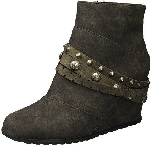 Too NOVA 2 Too Black Boot Fashion Lips Women's HBqS6