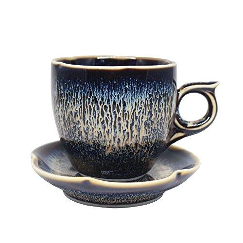 Original Art Style Handmade Ceramic Coffee Mug Cup