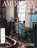 img - for Americana, May/June 1984, Volume 12, Number 2: The Restored Homes of Madison, Indiana book / textbook / text book