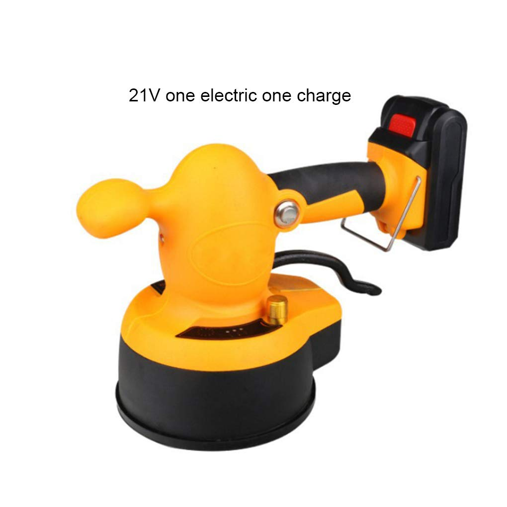 Tile Vibrator Machine Rechargeable Electric Laying Tiles Tool Automatic Vibrating Leveling Tool xuanL