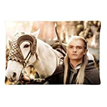 PbP Surful Gift Pillow Case ~ Legolas Painting ~ Image (One Side) Custom 30X20 Inches Pillowcase