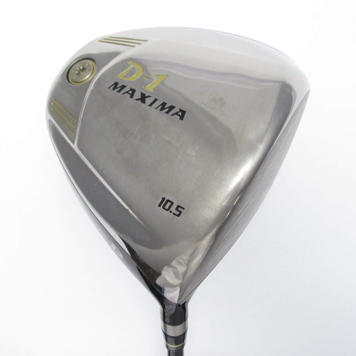 【中古】リョーマ ゴルフ RYOMA GOLF Ryoma D-1 MAXIMA TYPE-D(メーカー公認中古) ドライバー Tour AD MX-D B07MTNL6Q7  R
