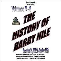 The History of Harry Nile, Box Set 2, Vol. 5-8, December 24, 1942, to October 1950