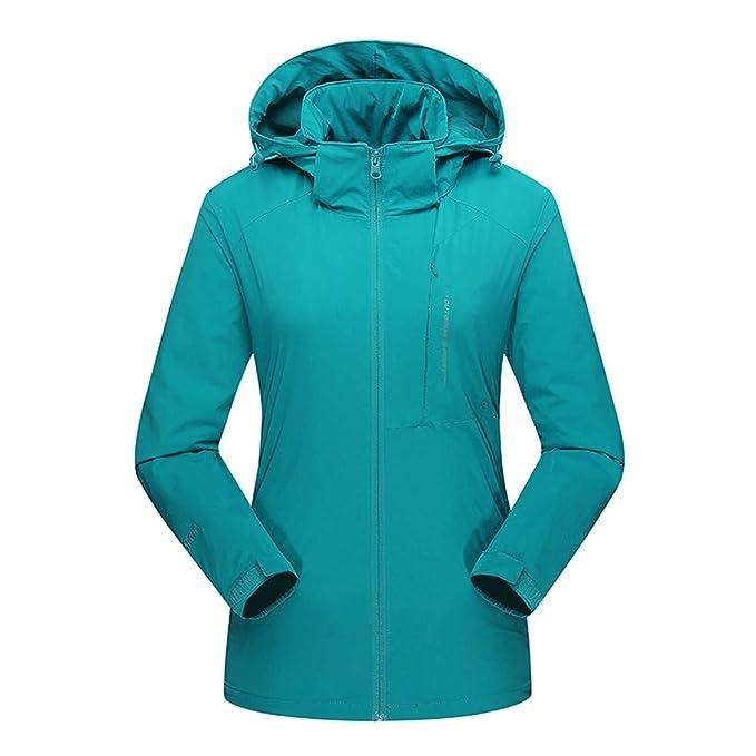 Amazon.com: XUANOU Women Autumn Cashmere Waterproof Breathable Sport Outdoor Assault Coat: Clothing