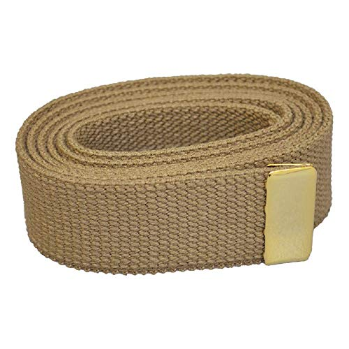 USMC Khaki belt, no buckle ()