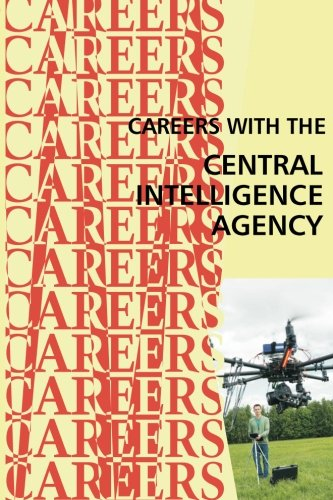 Careers with the Central Intelligence Agency CIA PDF