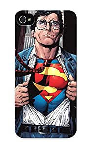 High Quality Roustxjzdvq Clark Kent Uperman Hirt Gary Frank Skin Case Cover Specially Designed For Iphone - 5/5s