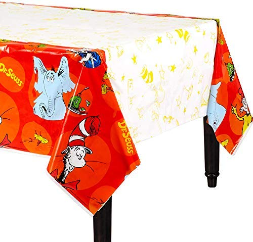 Dr Seuss Table (Dr. Seuss Table Cover)
