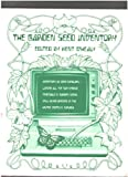 The Garden Seed Inventory, Kent Whealy, 0961397713
