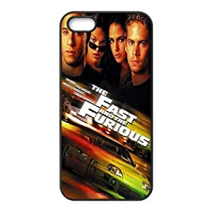 DDOUGS furious 7 High Quality Cell Phone Case for Iphone 5,5S, Personalized furious 7 Case