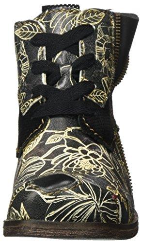 Laarzen Rovers Vrouwen Zwart (zwart)