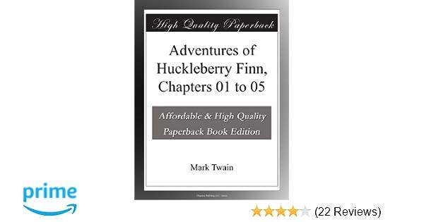 huck finn chapter 22