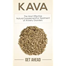 Kava: The Most Effective Natural Supplement For Treatment of Anxiety Disorders