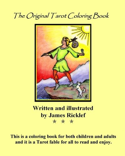 Download The Original Tarot Coloring Book ebook