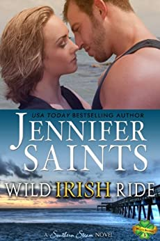 Wild Irish Ride: A Southern Steam Novel (Weldon Brothers Book 1) by [Saints, Jennifer]