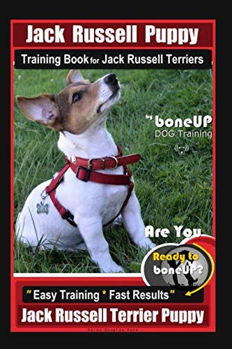 Jack Russell Puppy Training Book for Jack Russell Terriers for sale  Delivered anywhere in USA