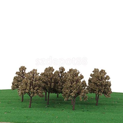 Review 10 pcs Cypress Model