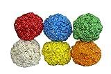 12 Pack 3 oz. Marshmallow Popcorn Balls!