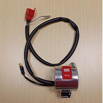 amazon.com: 1999-2003 honda vt 600 vt600 vt600c shadow vlx ... honda shadow signal light switch wiring light switch wiring diagram power at switch