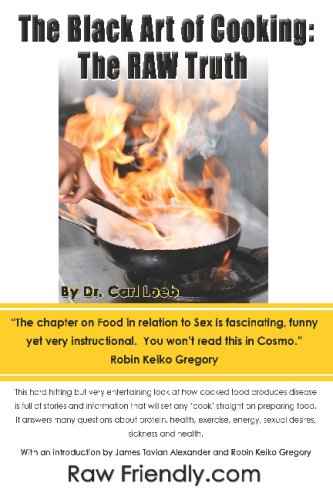 Download The Black Art of Cooking: The RAW Truth pdf