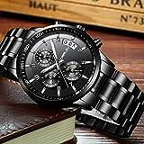 CRRJU Men's Watch Fashion Six-pin Chronograph