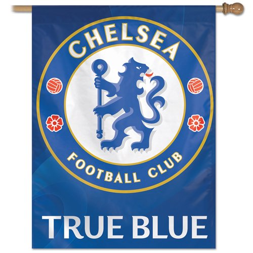 WinCraft English Premiership Chelsea Officially Licensed Flag, Multi, Large ()