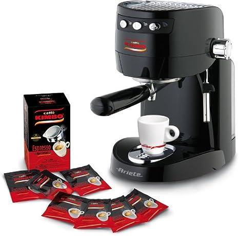 Amazon.com: ARIETE SPA MACCHINA CAFFE KONSUELO KIMBO+54 ...
