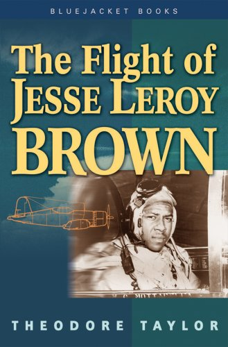 The Flight of Jesse Leroy Brown (Bluejacket Books)