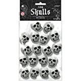 Halloween Mini Skulls Value Pack