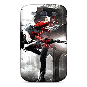 Galaxy S3 Hard Case With Awesome Look - UPqwnsS7648WyTkd