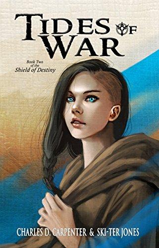 Magic Ski System - Tides of War (Shield of Destiny Book 2)