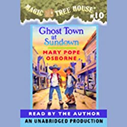 Magic Tree House, Book 10