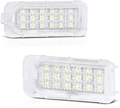 AUXITO 9140 9145 6000k LED Fog Light DRL Bulbs Fit for Ford Expedition Escape K