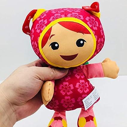 Amazon Com Luly Team Umizoomi Plush Doll Toys For Kids