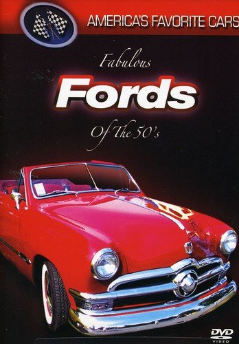 America's Favorite Cars - Fabulous Fords of the 50's - Ford Thunderbird Color