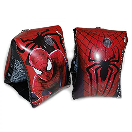 Spider-Man- Manguitos Spiderman,, Medidas 25x15cm. Presentada en ...