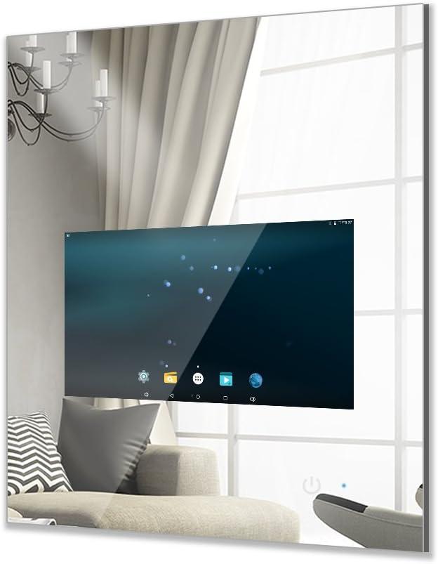 moowim Smart espejo pantalla de 18,5 pulgadas pantalla táctil con ...