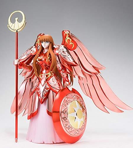 (Linker Wish Instock Original Saint Seiya Cloth Myth EX Athena&Poseidon&Pegasus 15th Anniversary Action Figure Myth Metel Armor (Athena))