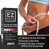 Easy Keto Ketone Testing Strips: for Urinalysis
