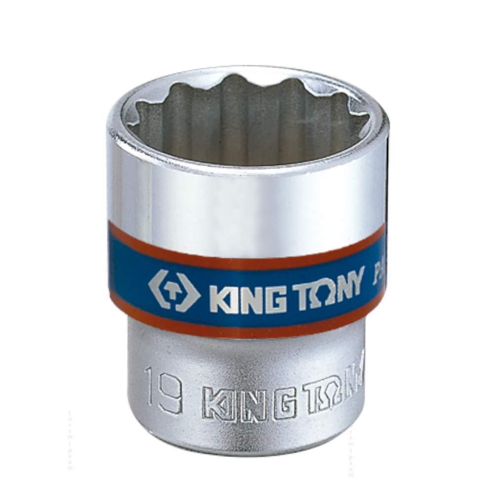 king tony 333010M Douille M/étrique 3//8 Standard 10 mm