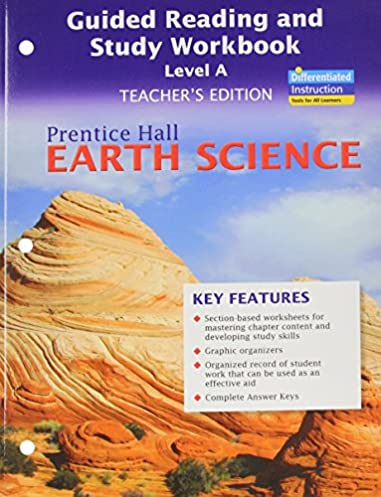 prentice hall earth science guided reading and study workbook rh amazon com earth science guided reading and study workbook answers chapter 18.2 earth science guided reading and study workbook answers chapter 12