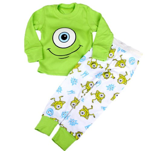 [LB]Long Sleeve Baby Sleepwear Pajama Set G7245T5