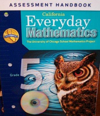 Read Online California Everyday Mathematics Assessment Handbook Grade 5 (UCSMP) pdf epub