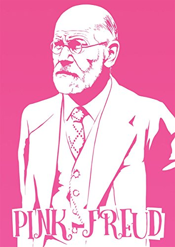 Laminated Pink Freud Mini Poster