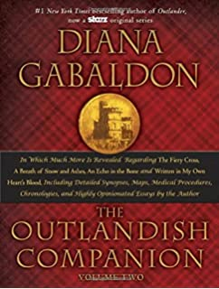 The outlandish companion revised and updated companion to the outlandish companion volume two the companion to the fiery cross a breath of fandeluxe Gallery